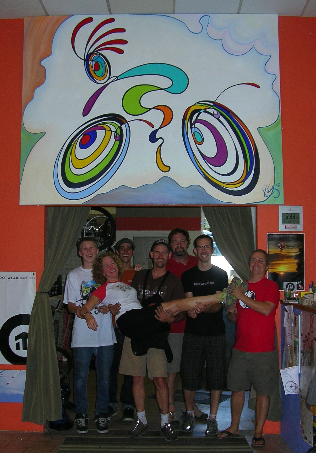 Kokopelli\'s Crew, Cortez, CO